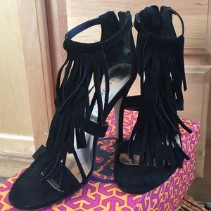 Madden Girl Shoes - fringe heels