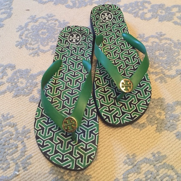 Tory Burch Shoes - Tory Burch Flip Flops