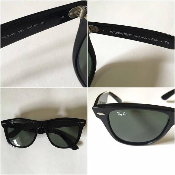 classic wayfarer 54mm sunglasses  37% off Ray-Ban Accessories - Ray-Ban Classic Wayfarer XL\u0027 54mm ...