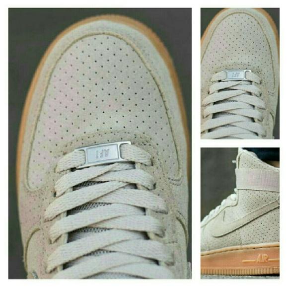 on sale 0a51f f11e9 Nike air force One suede. M 57b7ac1e7fab3aaaf40036b1