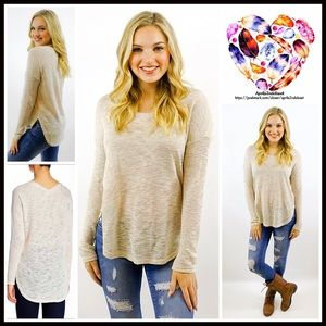 Boutique Tops - ❗1-HOUR SALE❗Pullover TUNIC Slouchy Oversized