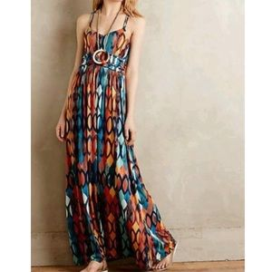 29 off anthropologie dresses skirts maeve maxi dress for Anthropologie mural maxi dress