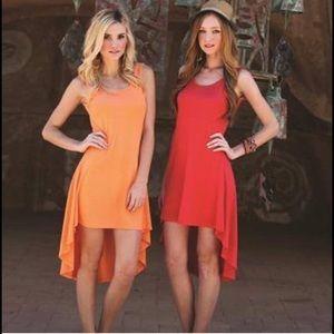 Dresses & Skirts - Excellent High Low Summer Dress
