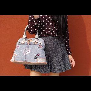 Nicole Lee Handbags - Nicole Lee patched bag