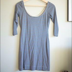 Corey Lynn Calter Dresses & Skirts - Corey Lynn Calter stripped dress