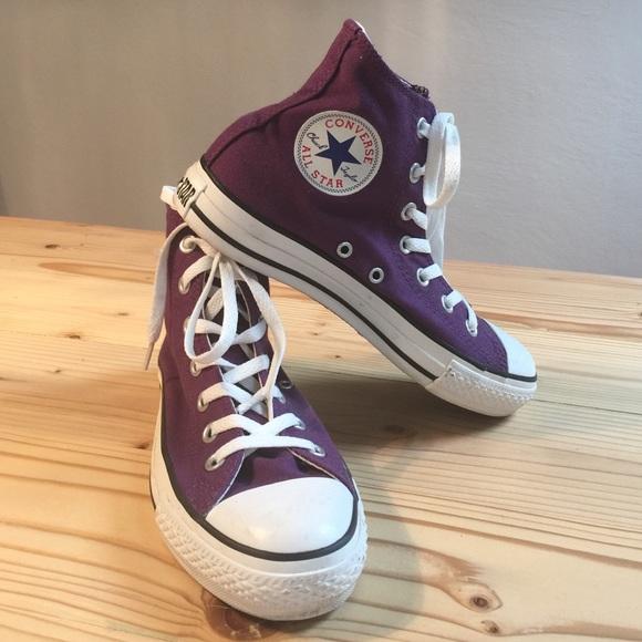 dark purple chuck taylors \u003e Clearance shop