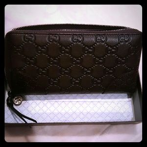 Gucci Handbags - Brand New Authentic Gucci Zippie Wallet