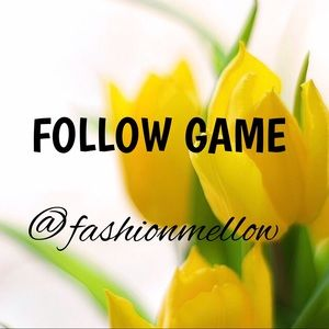 Other - Follow game!💋 Please share!