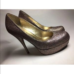 50297c915f Bakers Shoes - Baker s Victoria G Pump Heels~Party Shoes Size 9B