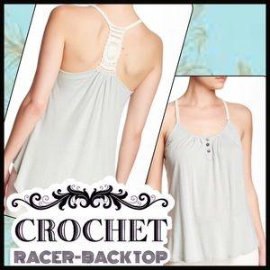 Boutique Tops - Racerback Tank