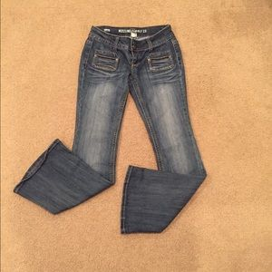 Mossimo jeans sz 7