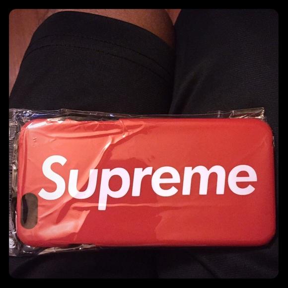 finest selection 798ea b26a3 Supreme iPhone 6 case.