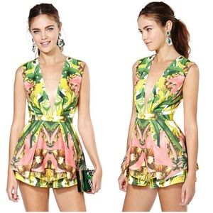 {finders keepers} next in line romper