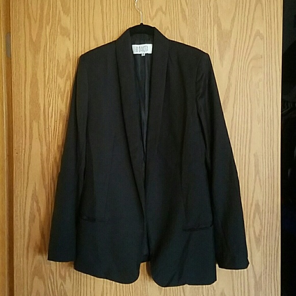 BB Dakota Jackets & Blazers - BB Dakota Boyfriend Tuxedo Blazer sz 10