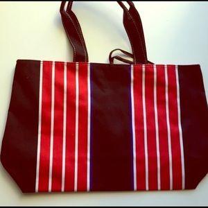 Lancome Handbags - Lancôme canvas tote bag