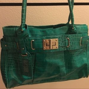 Oasis Handbags - Turquoise handbag