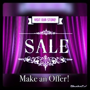 Accessories - Offer time, make one!