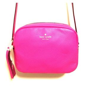 Hot Pink Kate Spade Cross Body