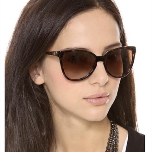 c9a376a6339cc Tory burch foldable cat eye sunglasses - plus case.  M 576872efeaf030336c00e1e7. Other Accessories ...