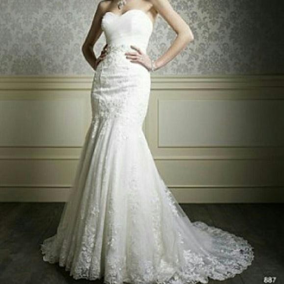 Alfred Angelo Wedding Dress: Alfred Angelo Wedding Dress