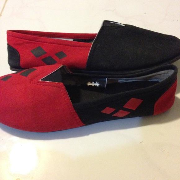 harley quinn ugg boots