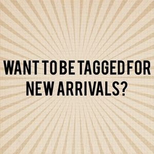 Other - 👑 NEW ARRIVAL TAG LIST 👑