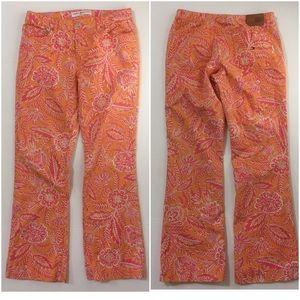 Tommy Hilfiger Denim - Tommy Hilfiger Floral Jeans Size 8