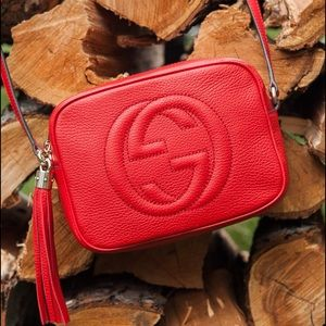Gucci Handbags - Gucci Soho Disco Shoulder Bag