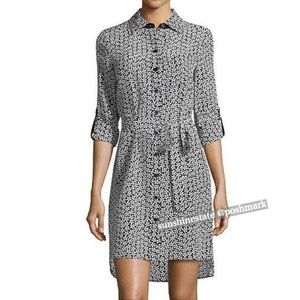 Diane von Furstenberg Dresses & Skirts - $100 NEW! $368 DVF Silk Floral Prita Shirtdress