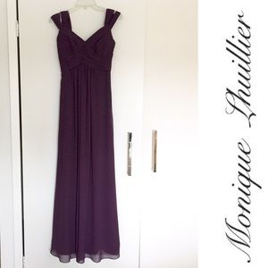 Monique Lhuillier Dresses & Skirts - ✨MONIQUE LHULLIER FORMAL DRESS✨