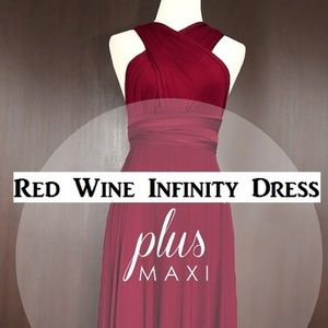 Dresses & Skirts - Plus size Infinity maxi dress