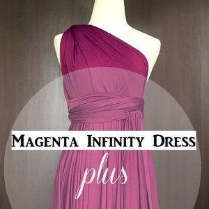 Dresses & Skirts - Plus size infinity dress