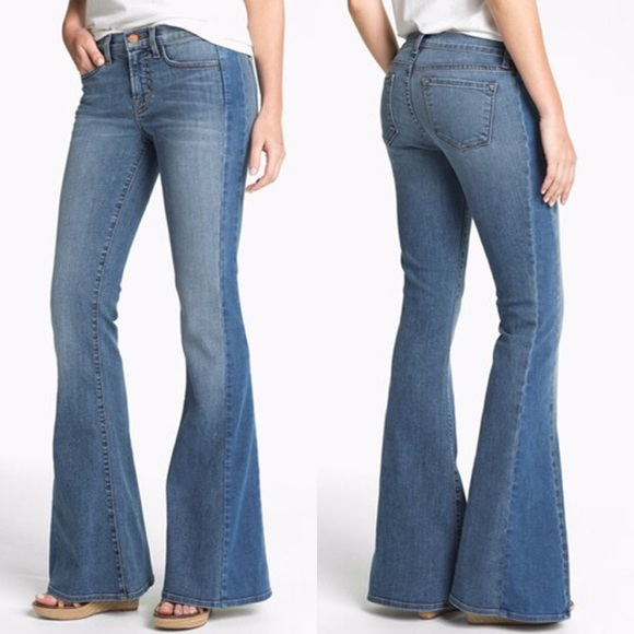 Clearance Low Shipping Fee flared jeans - Blue J Brand Shop For For Sale Release Dates Authentic 1pvph