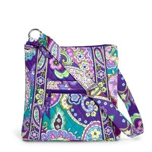 NEW! Vera Bradley Heather Hipster