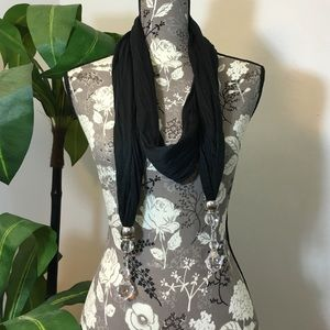 Accessories - Necklace scarf