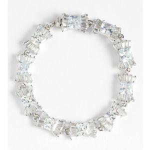 Kate Spade Le Soir Crystal Bridal Tennis Bracelet