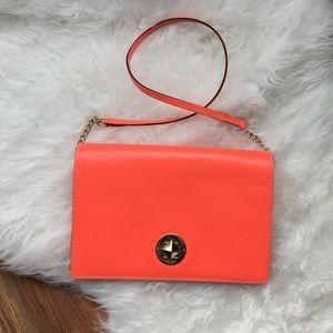 Kate Spade Neon Coral handbag