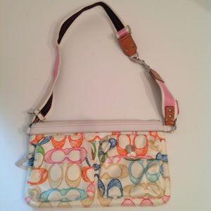 Coach Fanny Pack / Shoulder Bag EUC