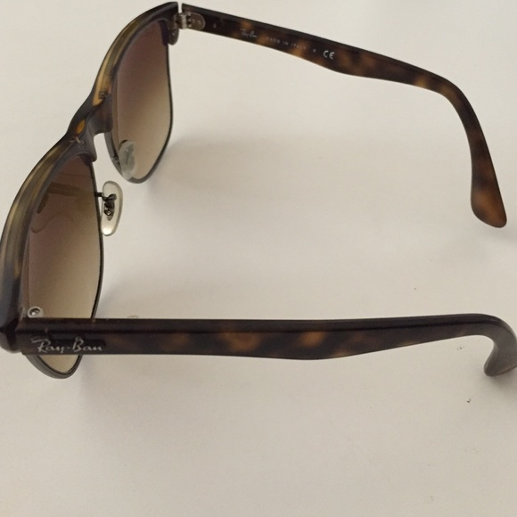 oversized clubmaster ray ban 43sj  Ray-Ban Accessories