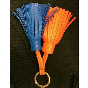 Accessories - Tassled Key Chain
