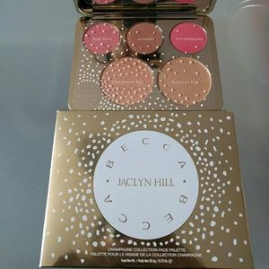 Becca x Jaclyn Hill Champagne Collection Face Pale