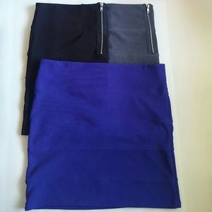 Ambiance Apparel Dresses & Skirts - Bundle of 3 mini skirts
