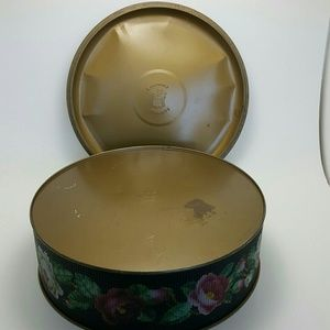 Vintage Accessories - 🎉SALE🎉Vintage Rose Pin Needle Keepsake Container