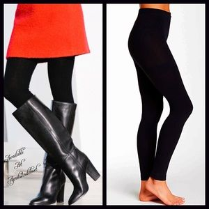 Ellen Tracy Accessories - ❗1-HOUR SALE❗FLEECE LINED LEGGINGS FOOTLESS TIGHTS