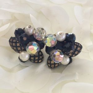 1950 Trifari Earrings