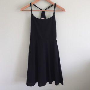 HOST PICKBlack Skater Dress!!