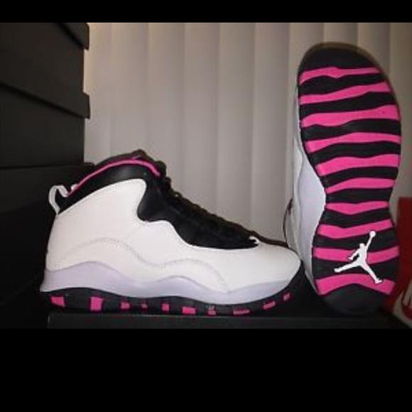 a44b73e90bb6 Jordan Retro 10 (vivid pink)