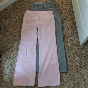 GAP Pants - Seersucker ☀️ Lightweight Pants Bundle