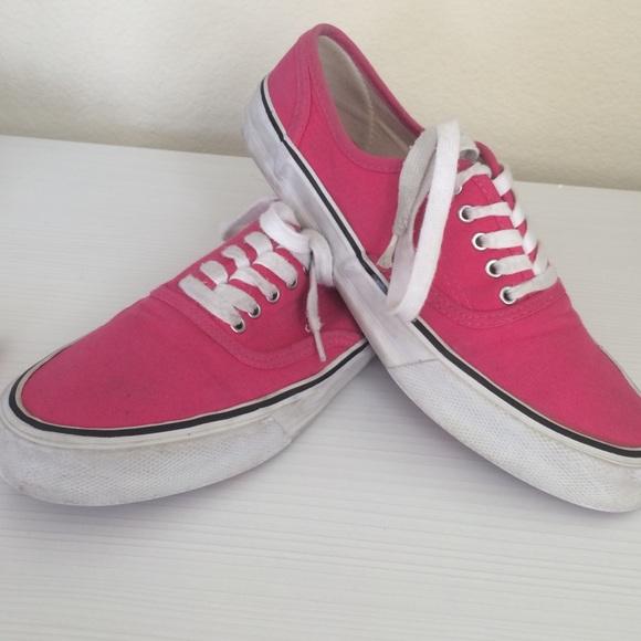 dark pink vans look alikes! M 57535bee2de512e29c044f7b ffc27302a027