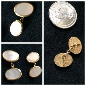 Other - Mother of pearl cufflinks🎁